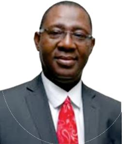 Dr Evans Woherem - Chairman